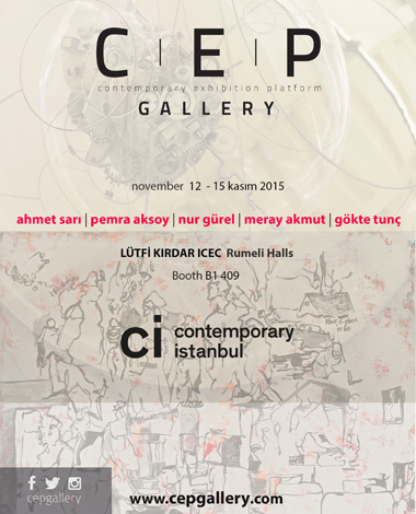 Contemporary İstanbul 2015